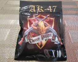 AK-47 HERBAL POTPOURRI INCENSE AROMATHERAPY 1