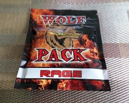 THE WOOLF PACK RAGE 10 GRAMS