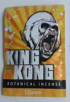 King-Kong-Yellow-10-Grams