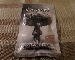 NUCLEAR BOMB PREMIUM NATURAL BLEND 6TH GENERATION 10G