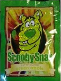 SCOOBY GREEN