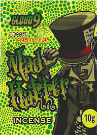 Yellow Mad Hatter cloud 9 hypnotic 2nd generation 12g