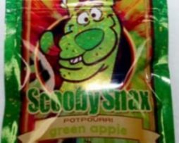 SCOOBY-GREEN APPLE
